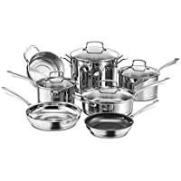 Cuisinart 11-Pc. Stainless Steel Cookware Set + $25 Kohls Rewards