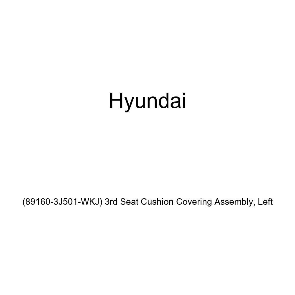 Genuine Hyundai 3rd Seat Cushion Covering Assembly 89160-3J501-WKJ Left
