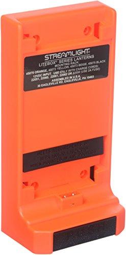 Streamlight Litebox Mounting Rack, Orange