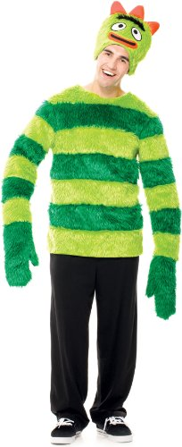 Paper Magic Group Yo Gabba Gabba Brobee, Green, Large