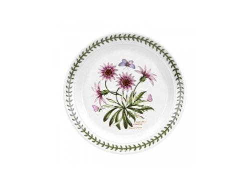 Portmeirion Botanic Garden Salad Plate Treasure Flower