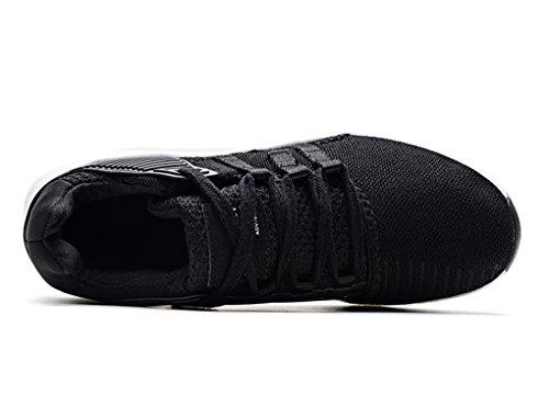 8082noir Sports Sport Chaussure Homme de Outdoor Running Shoes xOx0FpX