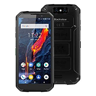 Direct Factory Smartphone Smartphone BV9500 Plus, 4GB+64GB, IP68/IP69K Waterproof Dustproof Shockproof, Dual Back Cameras, 10000mAh Battery, Face ID & Fingerprint Identification, 5.7 inch Android 9.0
