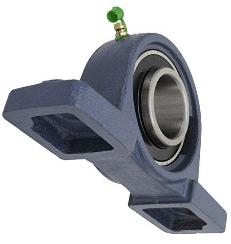 UCP 203 / NP17 17 mm, blocco montato in Cuscino allineamento-Alloggiamento cuscinetto 2RS