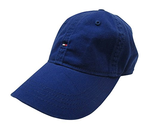 Tommy Hilfiger Baseball Hat Cap Navy Microflag One Size