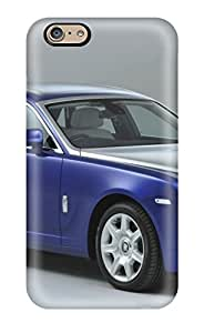 High-end Case Cover Protector For Iphone 6(rolls Royce Wraith Background 1920p)