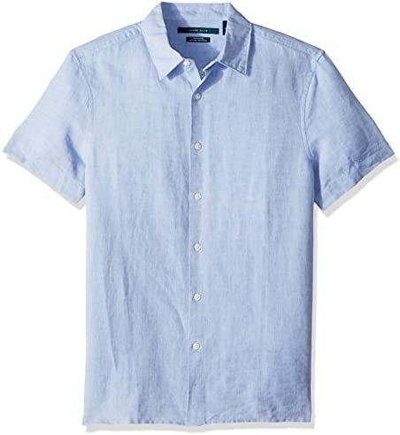 Perry Ellis Short Sleeve Cotton