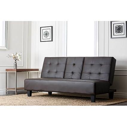 Swell Amazon Com Devon Claire Strasbourg Convertible Sofa Squirreltailoven Fun Painted Chair Ideas Images Squirreltailovenorg