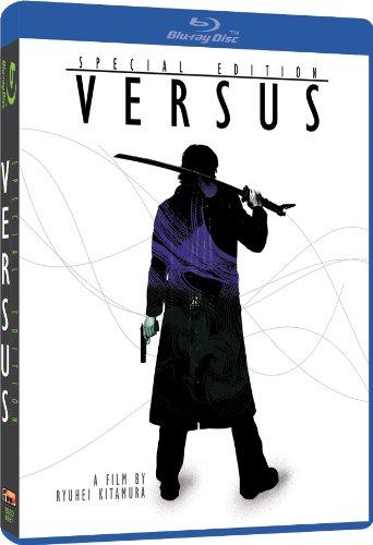 Versus Blu-ray