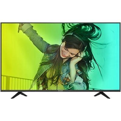 "Sharp LC-43N6100U 43"" 4K Ultra HD 2160p 60Hz LED Smart HDTV (4K x 2K) (Certified Refurbished)"