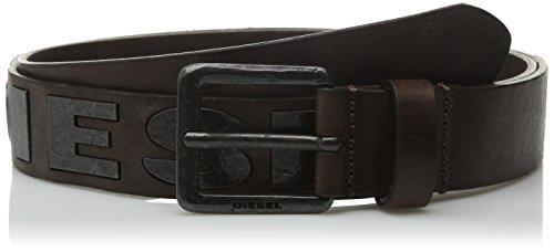 [해외]Diesel Men`s B-Bold Belt / Diesel Men`s B-Bold Belt, Coffee Bean, 100