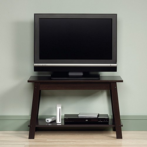 Beginnings Cinnamon Cherry TV stand for TVs up to 37