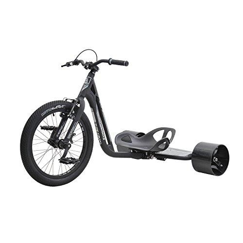 Triad Underworld 3 Drift Trike Tricycle, Black/Grey