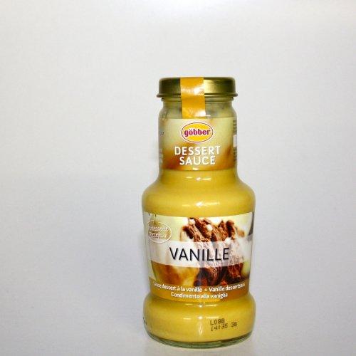 Göbber, Göbber Dessert Sauce Vanille