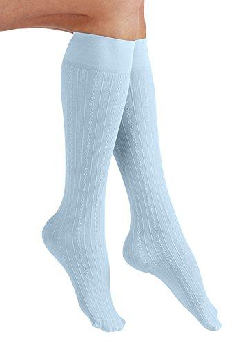 Trouser Socks, Color Blue ()