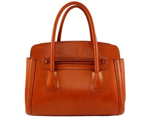elegant sac sac Plusieurs sac cuir Luna femme Camel marque cuir luna sac cuir cuir cuir chloly luna Coloris femme luna Italie vegetal cuir sac Clair à main sac xwXHvqX0B