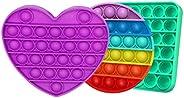Tweezer - Pop It Juguete Antiestrés Burbujas Figuras Colores