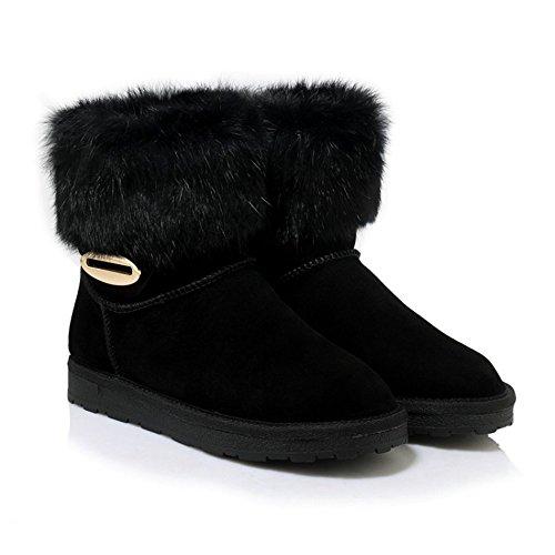 Snow stivali casual black caldi e Boots wrvZgw