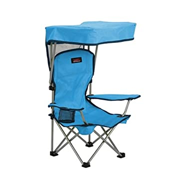 Leisure Impact Canopy Chair Assorted  sc 1 st  Amazon.com & Amazon.com : Leisure Impact Canopy Chair Assorted : Childrens ...