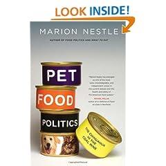 Pet Food Politics: The Chihuahua in the Coal Mine