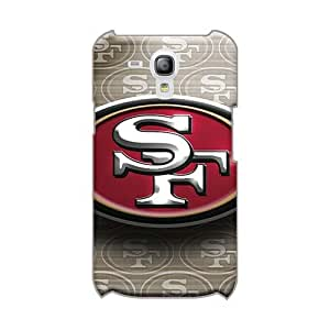 Shock-Absorbing Hard Phone Cases For Samsung Galaxy S3 Mini With Unique Design Lifelike San Francisco 49ers Pattern Hardcase88