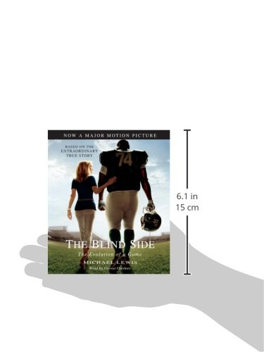 The Blind Side: Evolution of a Game by Random House Audio