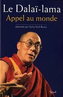 Appel au monde : discours du 10 mars 1961-2010, Dalaï-lama 14