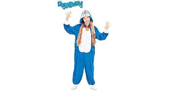 Doraemon Disfraz Pijama niños: Amazon.es: Juguetes y juegos