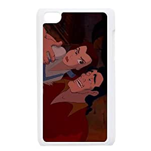 iPod Touch 4 Case White Disney Belle's Magical World Character Crane mlr eoink