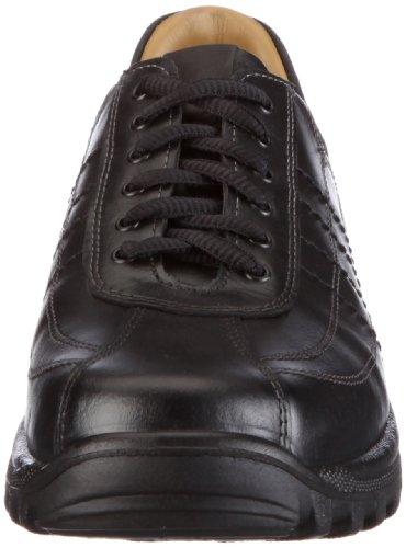 Jomos Walking 2 24803 - Zapatos de cuero para hombre Negro