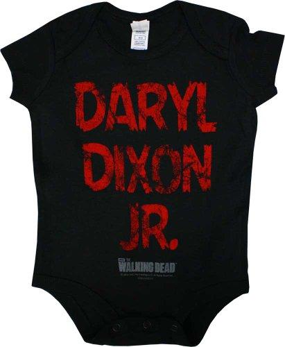 Walking Dead Daryl Infant Bodysuit product image
