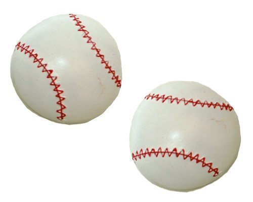 Baseball Drawer Pulls by Borders Unlimited by Borders Unlimited