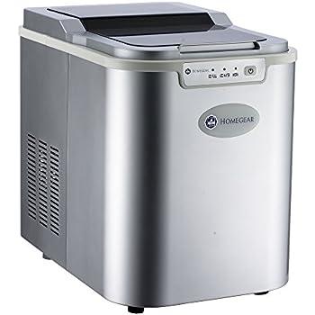 Homegear Pro Countertop Ice Cube Maker/Machine