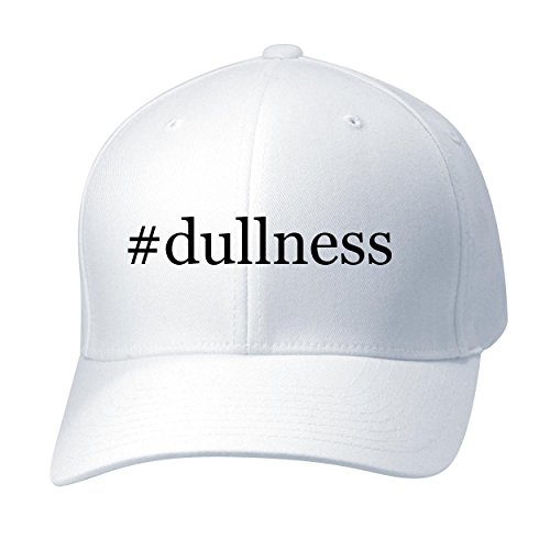 BH Cool Designs #dullness - Baseball Hat Cap Adult, White, - Town Dulles Center