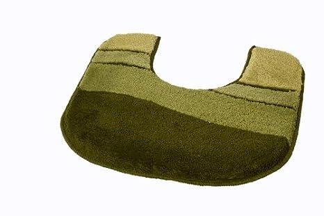 Kleine Wolke Tappeto da bagno serieSiesta, Poliacrilico, bambusbeige, 55 x 55 cm 5476231129