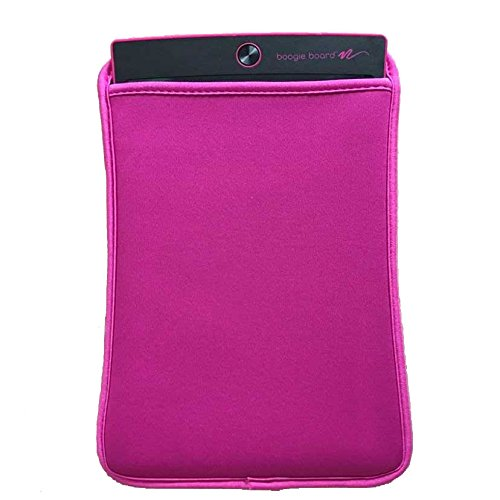 Neoprene Sleeve Case for Boogie Board Jot 8.5 LCD eWriter (Pink)