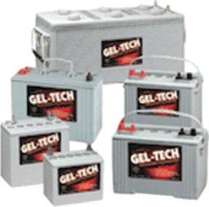New Gel-tech Batteries batteries 8g8d Group 8D MCA 1470 AH 225 RC 500 20-3/4