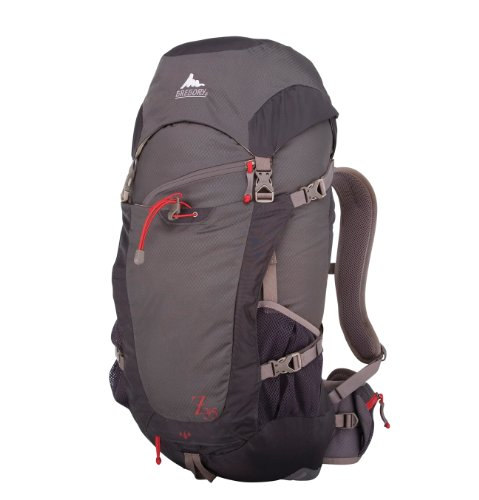 Gregory Z35 Technical Pack, Iron Gray Large, Outdoor Stuffs