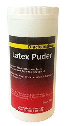 Latex Puder 100g Puderdose