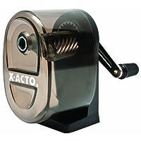 Afilador de lápices manual para montaje en pared /montaje en pared Boston X-ACTO, negro (1083)