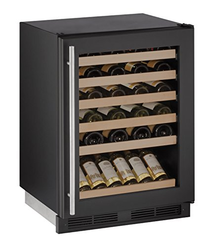 U-Line U1224WCB00A Built-In Wine Storage, 24″, Black Review