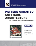 Pattern-Oriented Software Architecture, On Patterns and Pattern Languages: Volume 5 (Wiley Software Patterns Series)