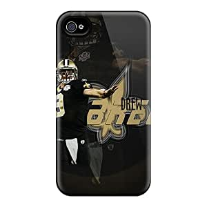 Durable Hard Phone Case For Iphone 6 (SDy5390LlJO) Allow Personal Design High-definition New Orleans Saints Pictures