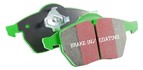 EBC Brakes DP61542 6000 Series Greenstuff Truck and SUV B...