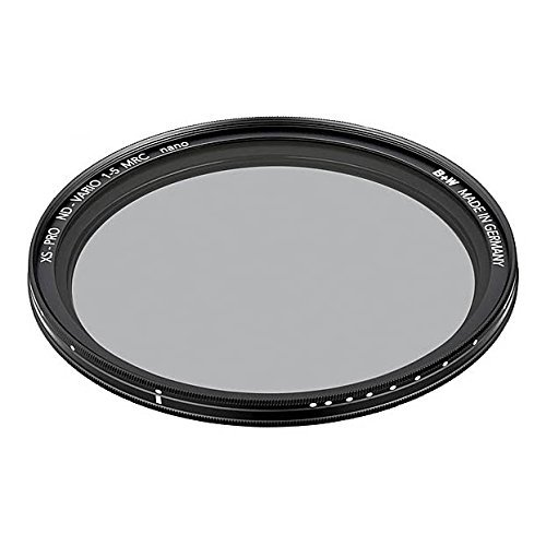 B+W 55mm XS-Pro Digital Vario ND with Multi-Resistant Nano Coating by Schneider Optics