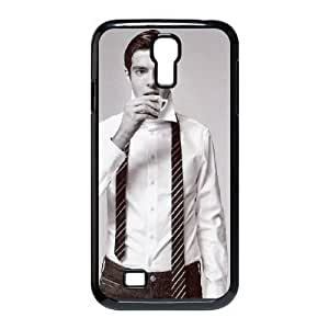 Kaka White Shirt and Black Tie Samsung Galaxy S4 Cases, Funny Design Phone Case for Samsung Galaxy S4 Yearinspace {Black}