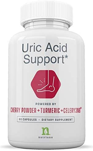 Uric Cleanse Support Cherry Capsules product image
