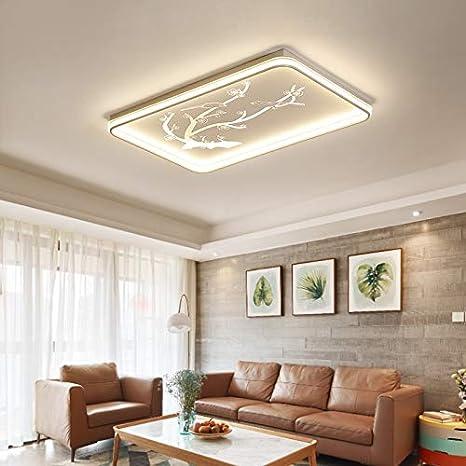 5151BuyWorld Lámpara Techo Llevó Luces Modernas Para Home ...