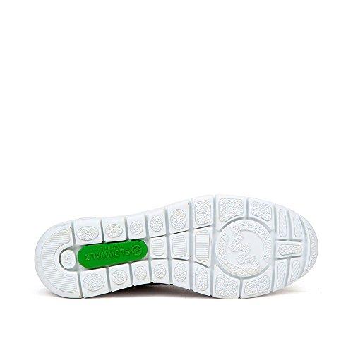 MORVI W Sneaker Zapatilla Slowwalk Blanco Mujer Kermit E6EUtOqw