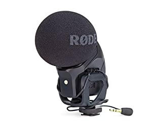 Amazon.com: Rode Stereo VideoMic Pro On Camera Stereo